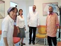 צוות מרפאת שיניים רפואת שיניים מקדמת