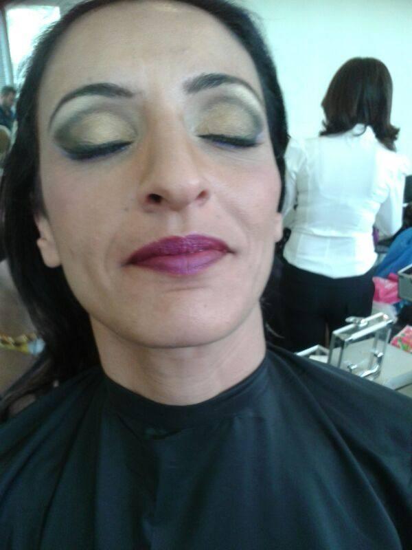 אורלי נחום מעצבת השיער מאריאל מייצגת אותנו בתחרות הארצית