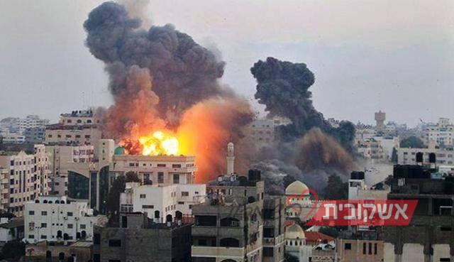 חודש הירי לישראל - ישראל והחמאס מכחישות הפסקת אש