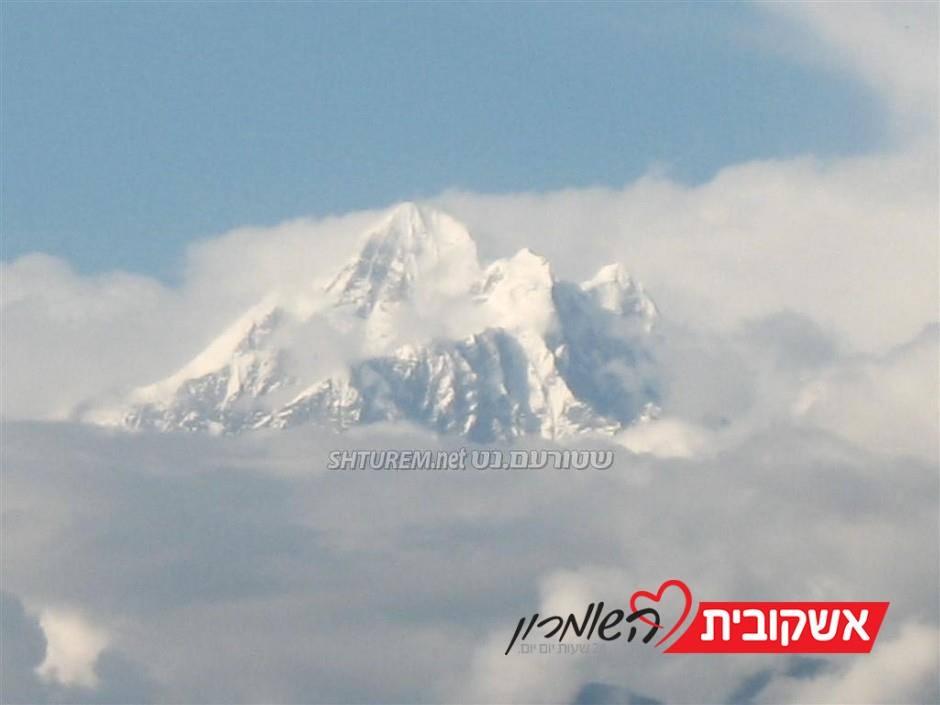 """צילום דף הפייסבוק חב""""ד נפאל"""